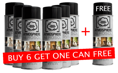 Atmosphere Aerosol Buy 6 and receive one can free