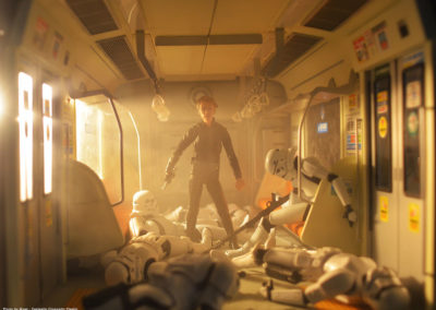 Fantastic Cinematic Plastic by Nigel