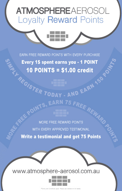 Loyalty Reward Points banner sidebar